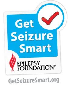 """Click Here to Take the Seven-Question Quiz and Get Your """"Seizure Smart"""" Completion Certificate"""