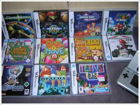 Nintendo-Spielesammlung
