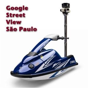 Google Street View em São Paulo