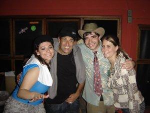 Sérgio Mallandro e amigos
