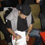 Mallandro autografa