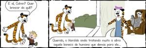 Calvin e Haroldo {Calvin Toy}
