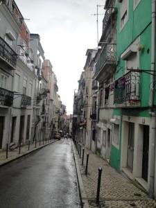 Ladeiras de Lisboa
