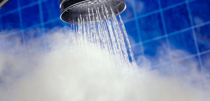 Resultado de imagem para banho quente
