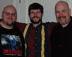 Tim and Dave of darknessradio.com
