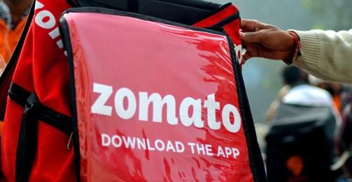 zomato growth fundings revenue