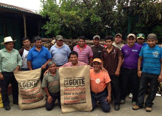 De La Gente Coffee
