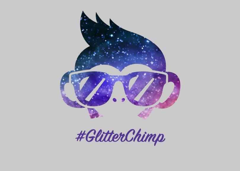 Glitter Chimp