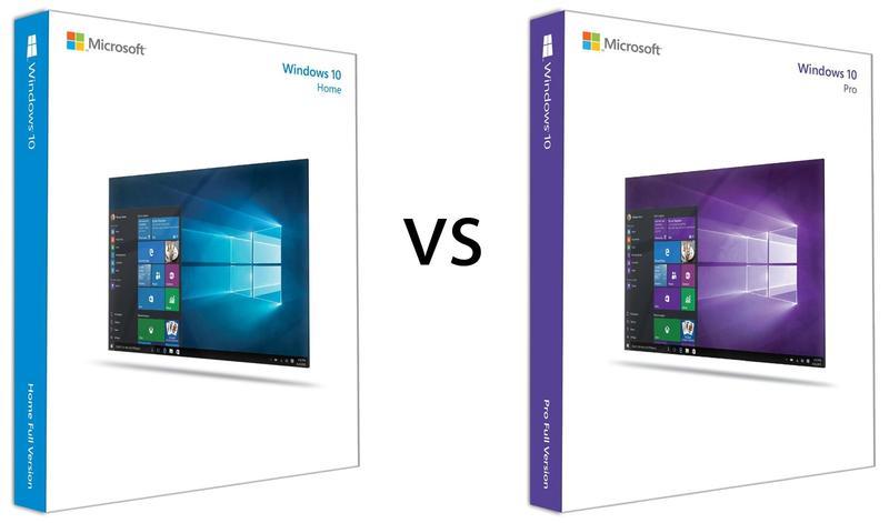 windows 10 home vs pro blogul de it