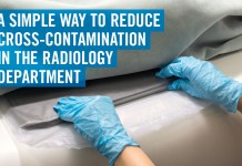 A Simple Way to Reduce Cross-Contamination in the Radiology Department