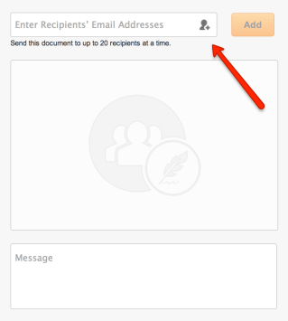 annotated email upload