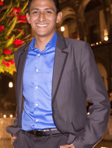 Marcos Ortiz, Winner 2015 PDFfiller Paperless World Scholarship