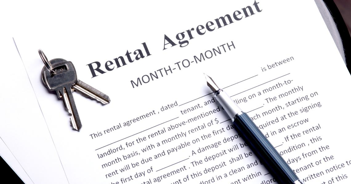 No Strings Attached With MonthToMonth Rental Agreement