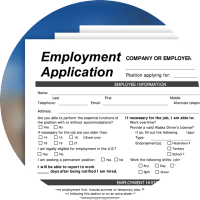 employment application, hiring employees, human resources, PDFfiller, Town of Randolph, whitepaper
