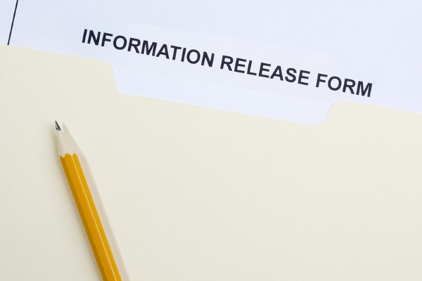 be aware of your personal information disclosure with va form 21 0845