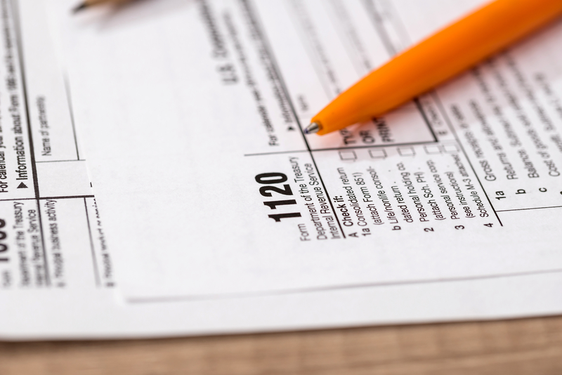 Form 1120s How To Report Taxes On An S Corporation