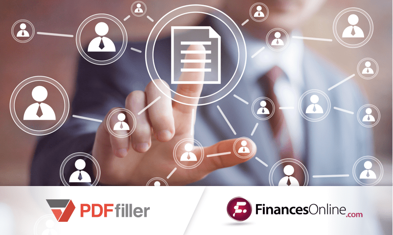 financesonline.com, PDFfiller, document management platform, PDF editor,