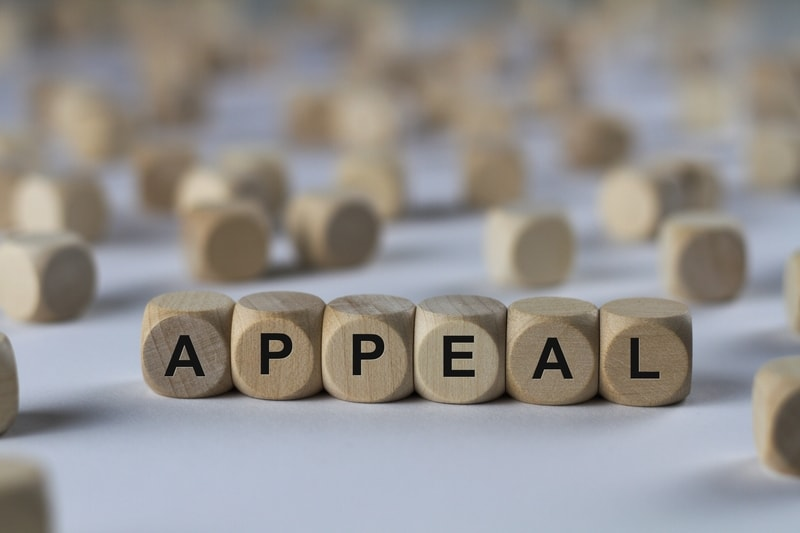 appeal request