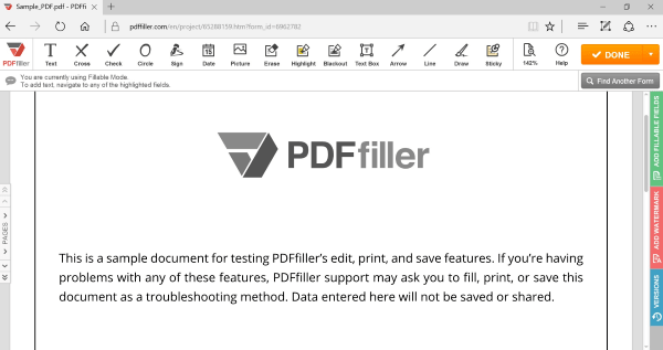 how to edit a pdf
