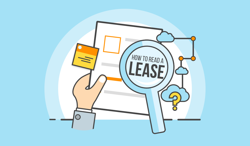 How To Read And Understand A Lease Agreement Correctly
