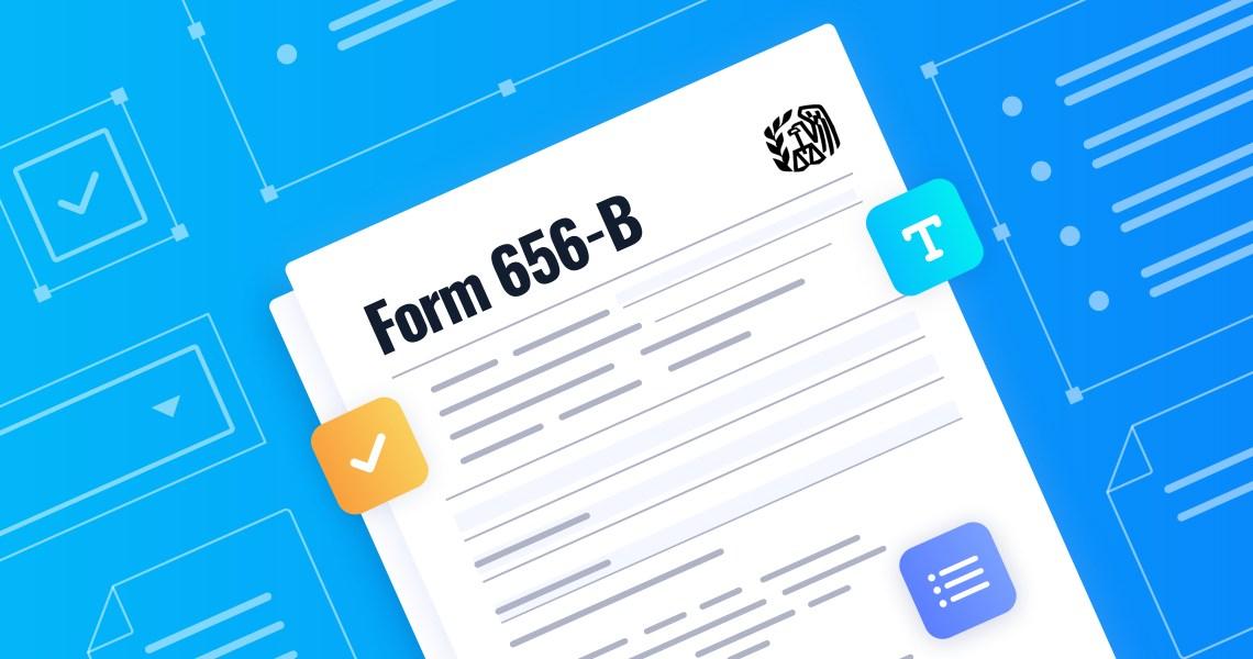 Form 656-B