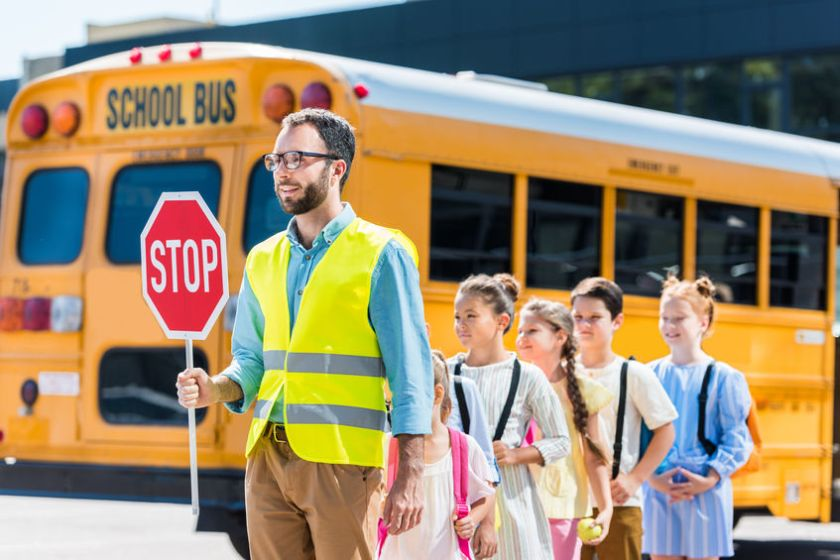 PTT for Crossing Guards