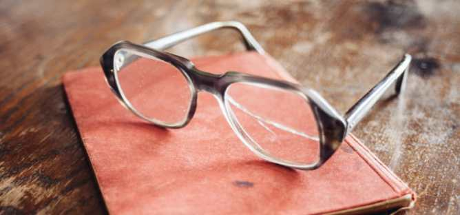 Kapotte bril - Pearle Opticiens