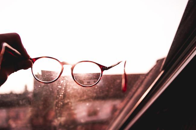 je bril schoonmaken