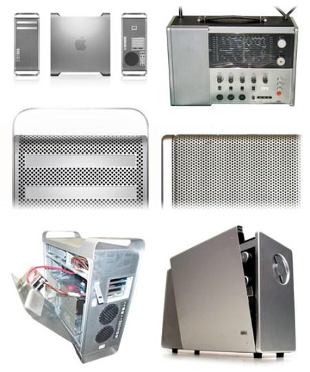 T1000 radio vs PowerMac G5 and Mac Pro