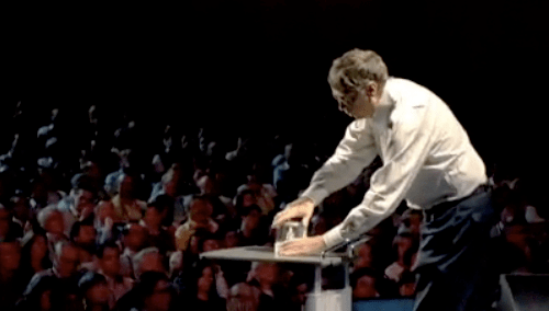 Bill Gates unleashes Mosquitos at TED 2009