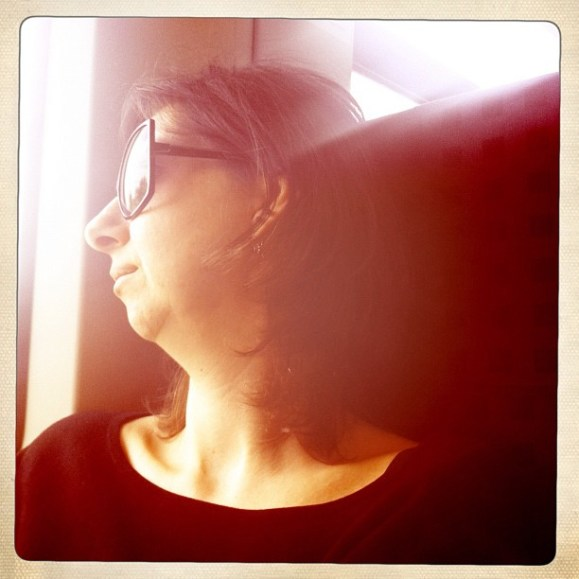 I love travelling with her :)