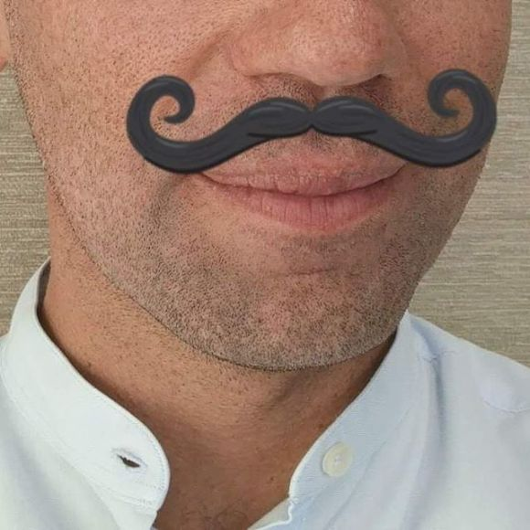 So, who's #Movember 'ing with me this year?