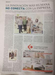 Diario de Burgos 30 de enero de 2017