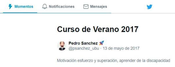 Momento Twitter