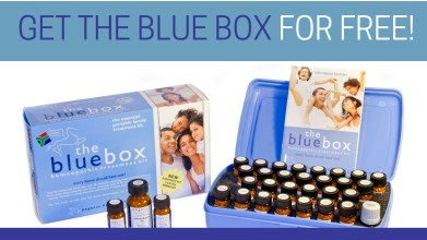 Get The Blue Box For Free
