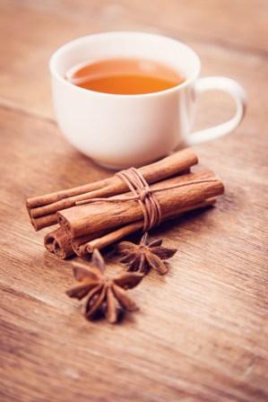 Cinnamon Tea with Anise.