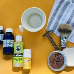 Men's shaving and skincare