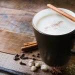 Chai Tea Latte in a Mug