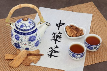 Astragalus Tea in Traditional Chinese Medicine