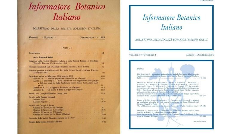 italian botanist editorial PR