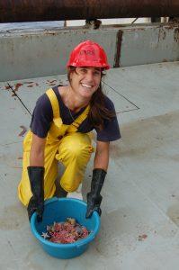 Lara Atkinson_SAEON_offshore benthic ecologist