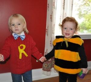 Gus & Violet Halloween