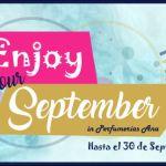 Enjoy your September
