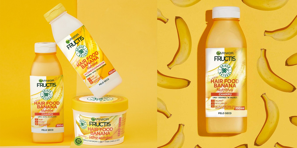 Sorteo Hair Food Garnier
