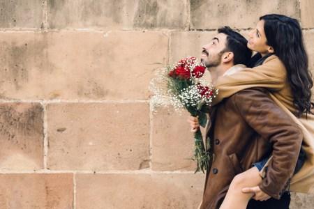 ¡El amor está en el aire!