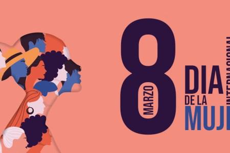 8 Marzo Día de la Mujer