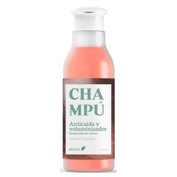 Ebers Champú Ginseng, Romero y Aciano Anticaída 250 ml Perfumerías Ana