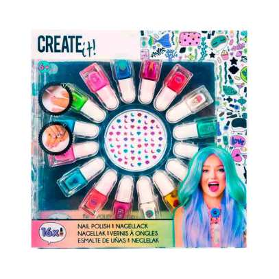 Create it! Esmalte de uñas set Perfumerías Ana