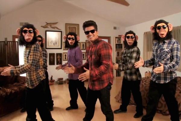 Bruno Mars - The Lazy