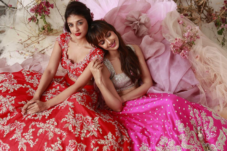 Anushree Reddy Wedding Wear